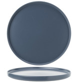 Cosy & Trendy Cosy & Trendy Tower Blue Plat bord 27XH2,2CM Stapelbaar 6611027