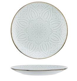 Cosy & Trendy Cosy & Trendy Murano Green Dessertbord 20CM 2915020