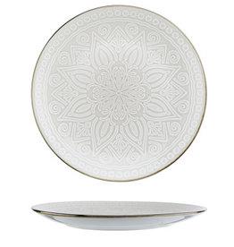 Cosy & Trendy Cosy & Trendy Murano Beige Plat bord 27,5CM 3915028