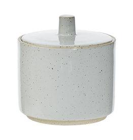 Cosy & Trendy Cosy & Trendy Concrete Suikerpot met deksel 8.5XH9CM 3339109