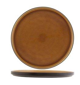 Cosy & Trendy Cosy & Trendy Tallina Brown Dessertbord 21CM 9118021