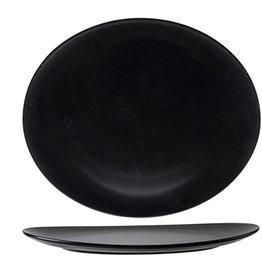 Cosy & Trendy Cosy & Trendy Oscar Black Steak bord Ovaal 32X27CM 4813132
