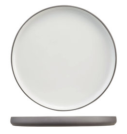 Cosy & Trendy Cosy & Trendy Iowa White Dessertbord 21CM 3520021