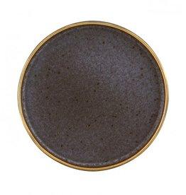 Vista Alegre Vista Alegre Gold Stone Plat bord 18cm 621601