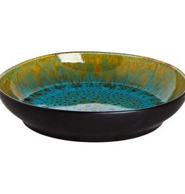 Palmer Imperial Quality Bord diep 21cm Palmer Lotus Turquoise 531018