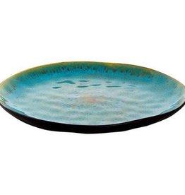 Palmer Imperial Quality Palmer Lotus Bord 27cm Turquoise 531016