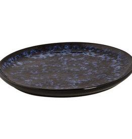 Palmer Imperial Quality Palmer Bama Blue Bord 21 cm Blauw Stoneware 532695