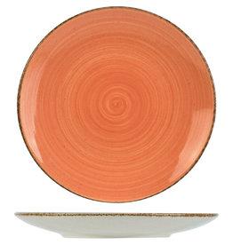 Cosy & Trendy Cosy & Trendy Granite Terracotta Dessertbord 22CM 3678022