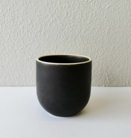 Molde Molde Edge Black Kom/Kop 5,5xH6cm 621129