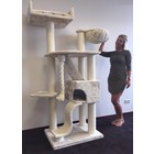 RHRQuality Cat Tree Kilimandjaro de Luxe Cream