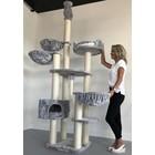 RHRQuality Cat Tree Catdream de Luxe Light Grey