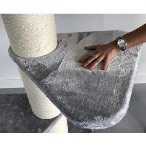 RHRQuality Step 55x55 cm Light Grey
