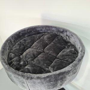 RHRQuality Tiragraffi Maine Coon Sleeper Crown Blackline Dark Grey