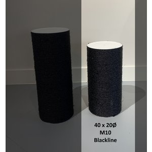 RHRQuality Palo in Sisal 40x20 M10 BLACKLINE