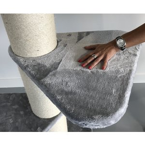 RHRQuality Scalino di ricambio + corda Light Grey