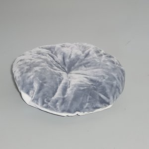 RHRQuality Cuscino - 60Ø letto Chartreux Light Grey