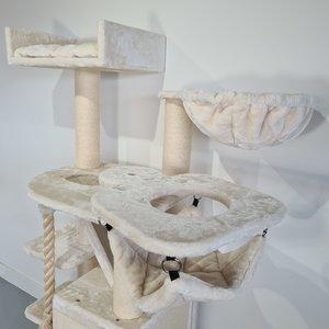 RHRQuality Tiragraffi Cat Penthouse Crown Cream