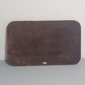 RHRQuality Plateau Basso Panther Brown 100x60x4cm
