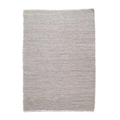 Carpet Sisal leather