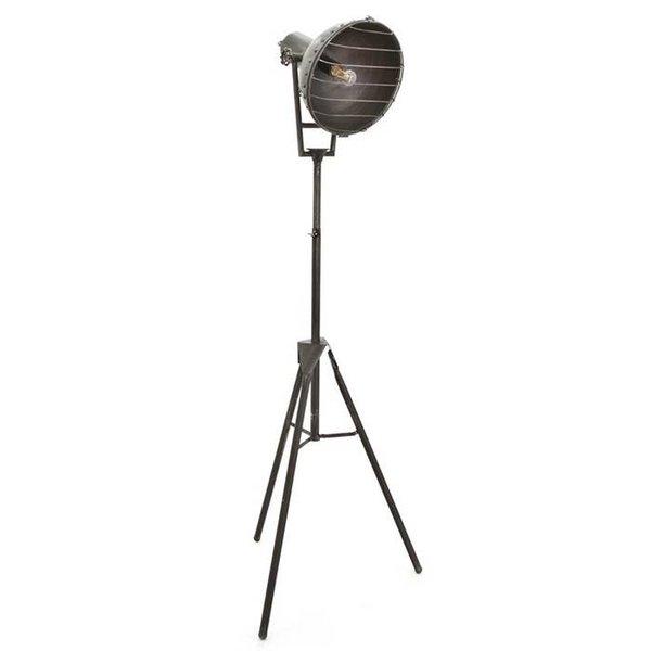 Floor lamp heatwave