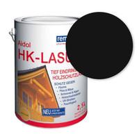 Remmers Hydro HK Lasur GW310 Diepzwart (zijdemat)