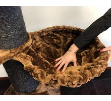 RHRQuality Liegemulde 45cm de Luxe Brown cm20cm