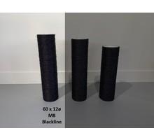 RHRQuality Sisalpole 60x12cm M8  BLACKLINE