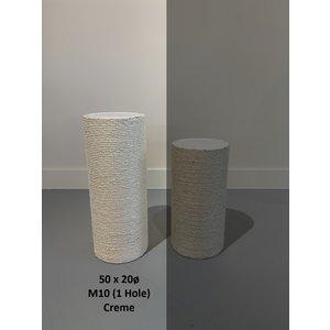 RHRQuality Sisalpole 50x20cm M10