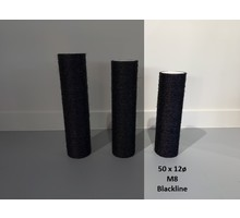 RHRQuality Sisalpole 50x12cm M8 BLACKLINE