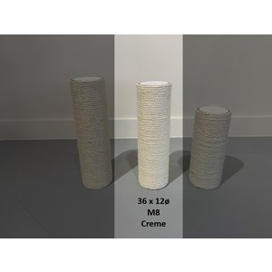 RHRQuality Sisalpole 36x12cm M8