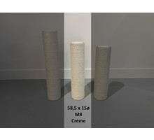 RHRQuality Sisalpole 58,5x15cm M8