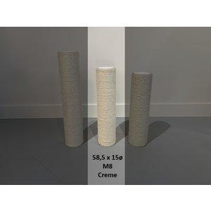 RHRQuality Sisalpaal 58,5x15cm M8