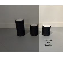 RHRQuality Sisalstamm 24,5x12cm M8 BLACKLINE