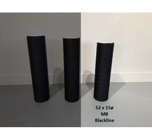 RHRQuality Sisalstamm 52x15cm M8 BLACKLINE