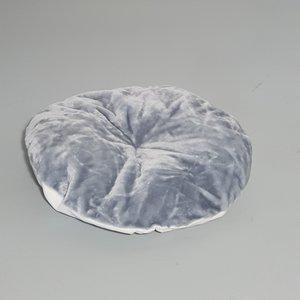 RHRQuality Cushion - Round Lying Place 60Ø Light Grey