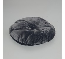 RHRQuality Cushion - Round Lying Place 60Ø Dark Grey