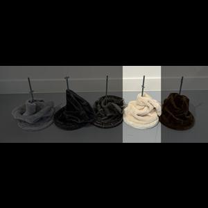 RHRQuality Deckenspanner (20cm Sisalstämme) Creme