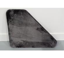 RHRQuality Triangle Shape Upper Plate - Corner Coon - Dark Grey