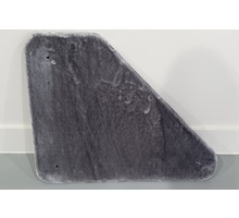 RHRQuality Obere Platte Dreieck - Corner Coon - Light Grey