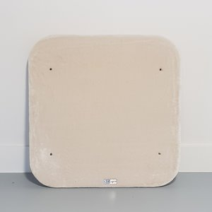 RHRQuality Bodenplatte - Catdream de Luxe - Creme