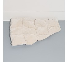 RHRQuality Cushion - For Lounge Seat Corner Coon  - Creme