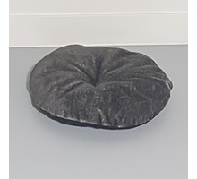 RHRQuality Kussen - ronde ligbak 50Ø cm - Taupe