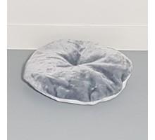 RHRQuality Kussen - ronde ligbak 50Ø cm - Light Grey