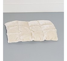 RHRQuality Cushion - for Lounge Lying place - Creme