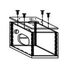Scratching barrels & Playhomes (+Cushions)