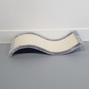 RHRQuality Curved Scratching Board Kilimandjaro - Light Grey