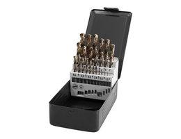 HSS-Tools GmbH Boren - Spiraalboren, 25dlg