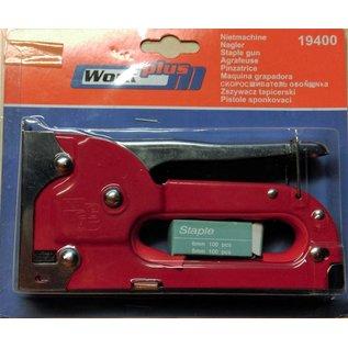 Work-Plus nietmachine 4-8mm work plus 19400