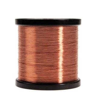Koperdraad gelakt spoel 0,3mm 100 Meter