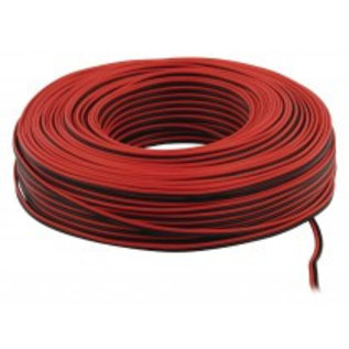 Luidspreker kabel 2x0,35